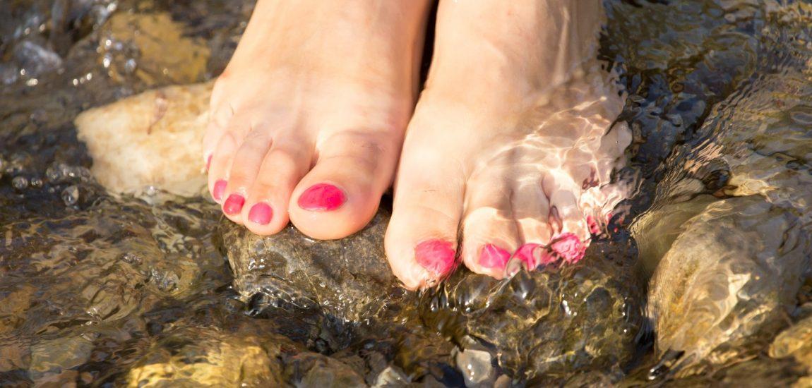 Fußpflege Ulrike Ehrenreich; Fotografie: AdobeStock